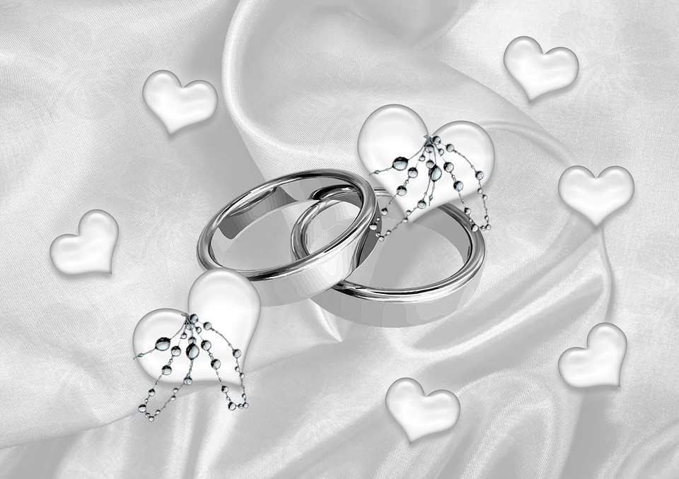Hochzeit Ringe Eheringe Kostenloses Bild Auf Pixabay