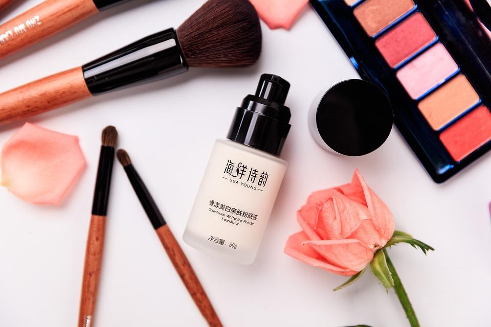 Maquillage, Cosmétique, Fond De Teint Liquide, Ins