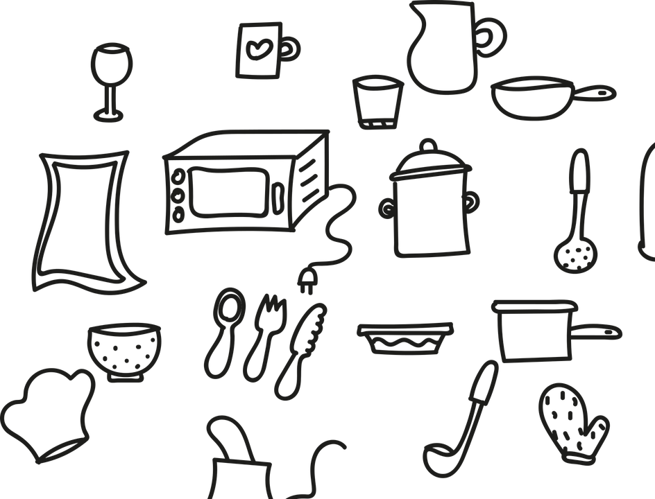 Kitchen Appliances Cooking Pot Free Vector Graphic On Pixabay