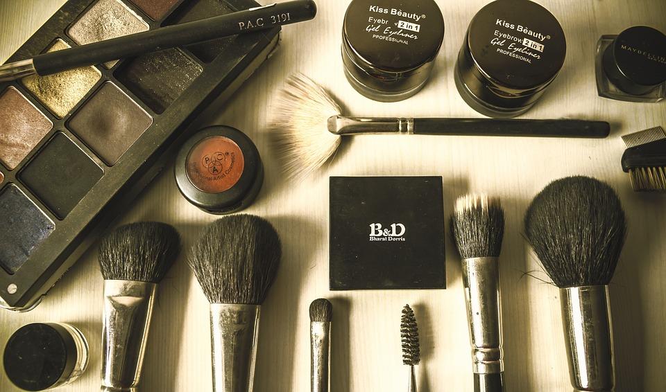 Beauty, Brushes, Cosmetics, Eye Makeup, Fashion