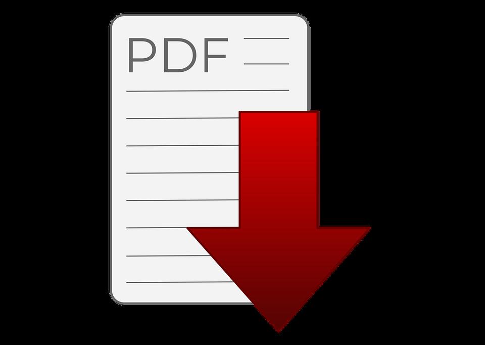 Letölthető Pdf, Pdf, Szimbólum, Letöltés, Ikon, Vörös