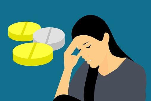Headache, Migraine, Medicine, Tress, Illness
