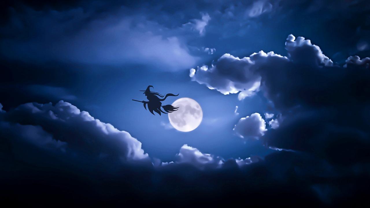 картинки полет лунное небо ночь ожидает реальные