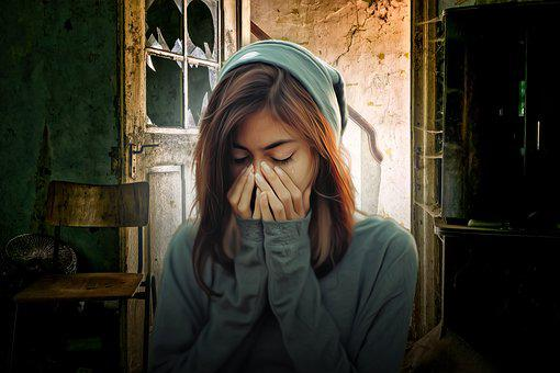 700 Free Sad Girl Sad Images Pixabay