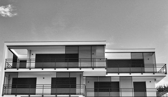 L'Architecture, Toit, Toit Plat