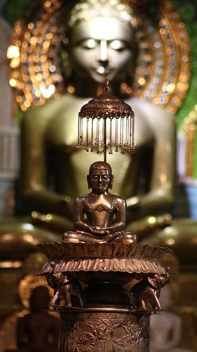 Mahavira, Jainism, Meditation, Sculpture, Religion