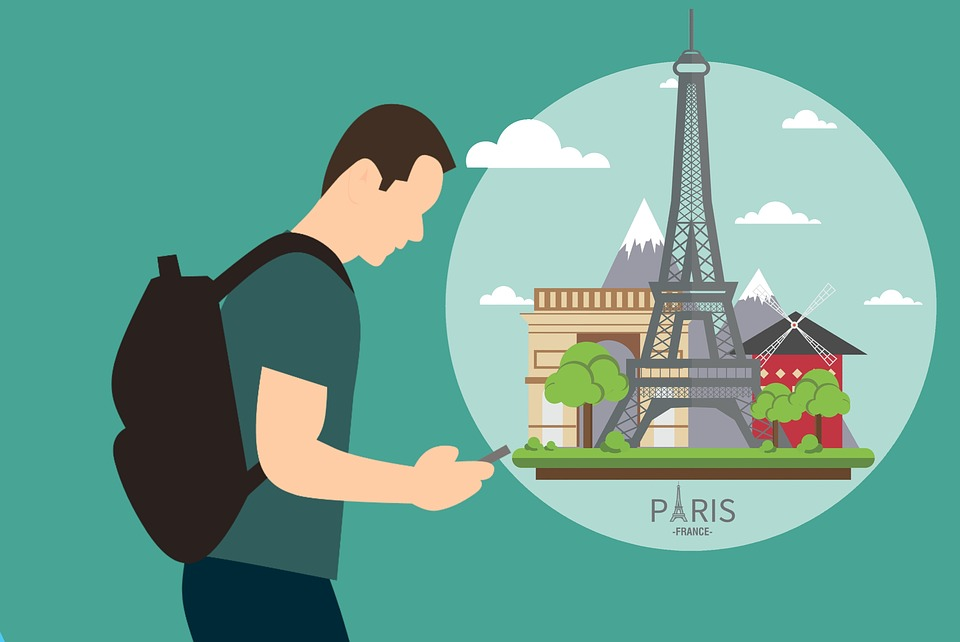Donate A Car >> Paris Tourist Traveling - Free image on Pixabay