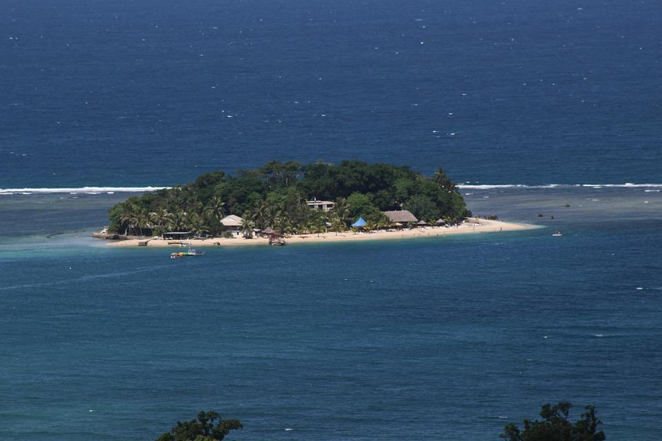 Insel, Südsee, Meer, Vanuatu, Pazifik, Strand, Reise
