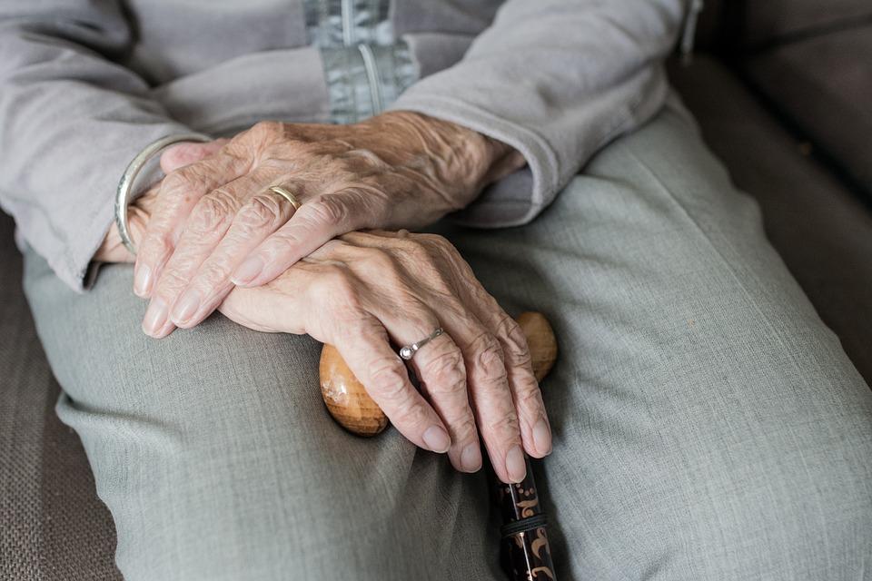 Hand, Menschlichen, Frau, Erwachsene, Hände