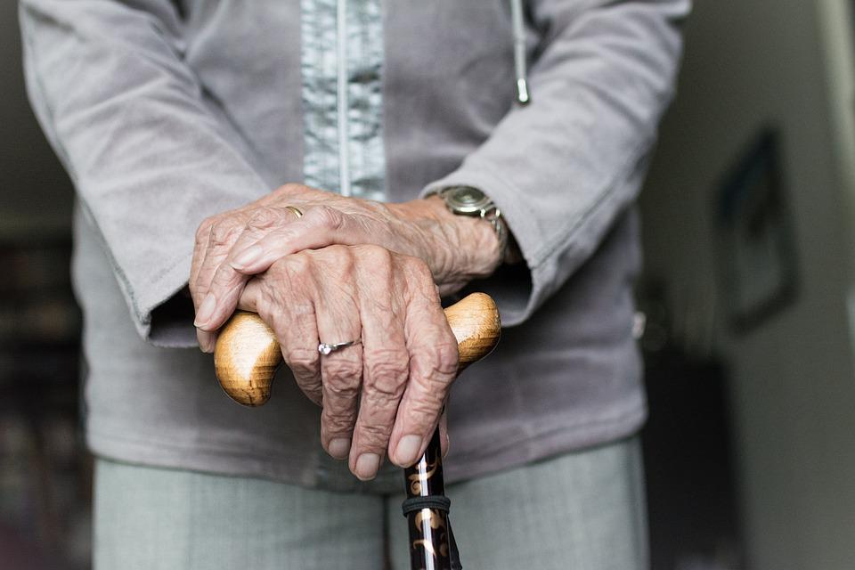 Hand, Vrouw, Volwassen, Handen, Ouderen, Bejaarden