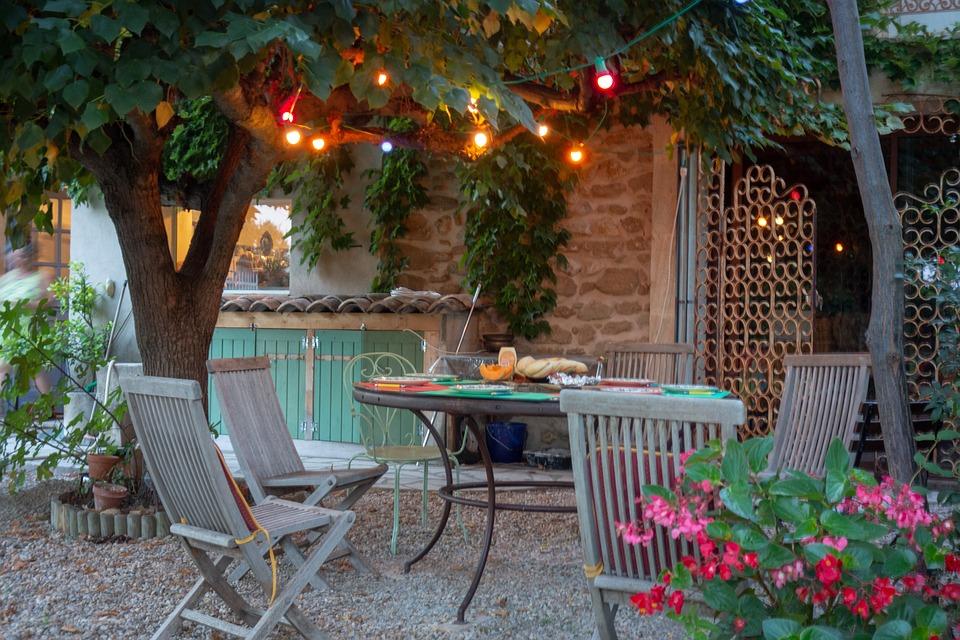 Jardin Lumiere Ambiance Photo Gratuite Sur Pixabay
