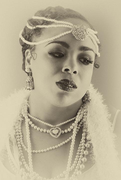 88d129bbd92f Joséphine Baker Portré Évjárat - Ingyenes fotó a Pixabay-en