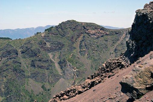 Vesuvio, Monte Somma, Napoli, Campania
