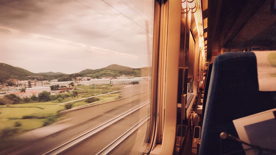 Ktx, 기차여행, 여행
