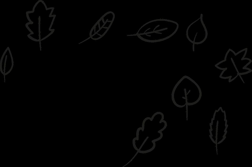 list listy jesenné vektorová grafika zdarma na pixabay