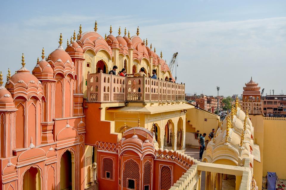 Jaipur, Rajasthan, India, Sejarah, Monumen, Albert Hall