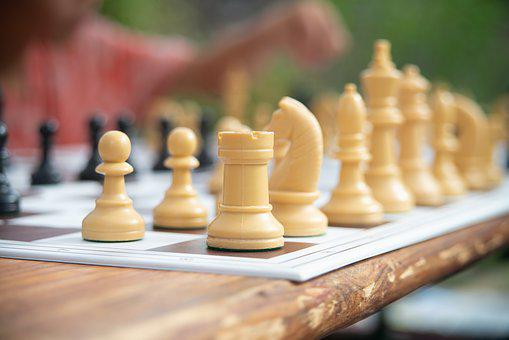 Chess Board, Chess, Strategy, King