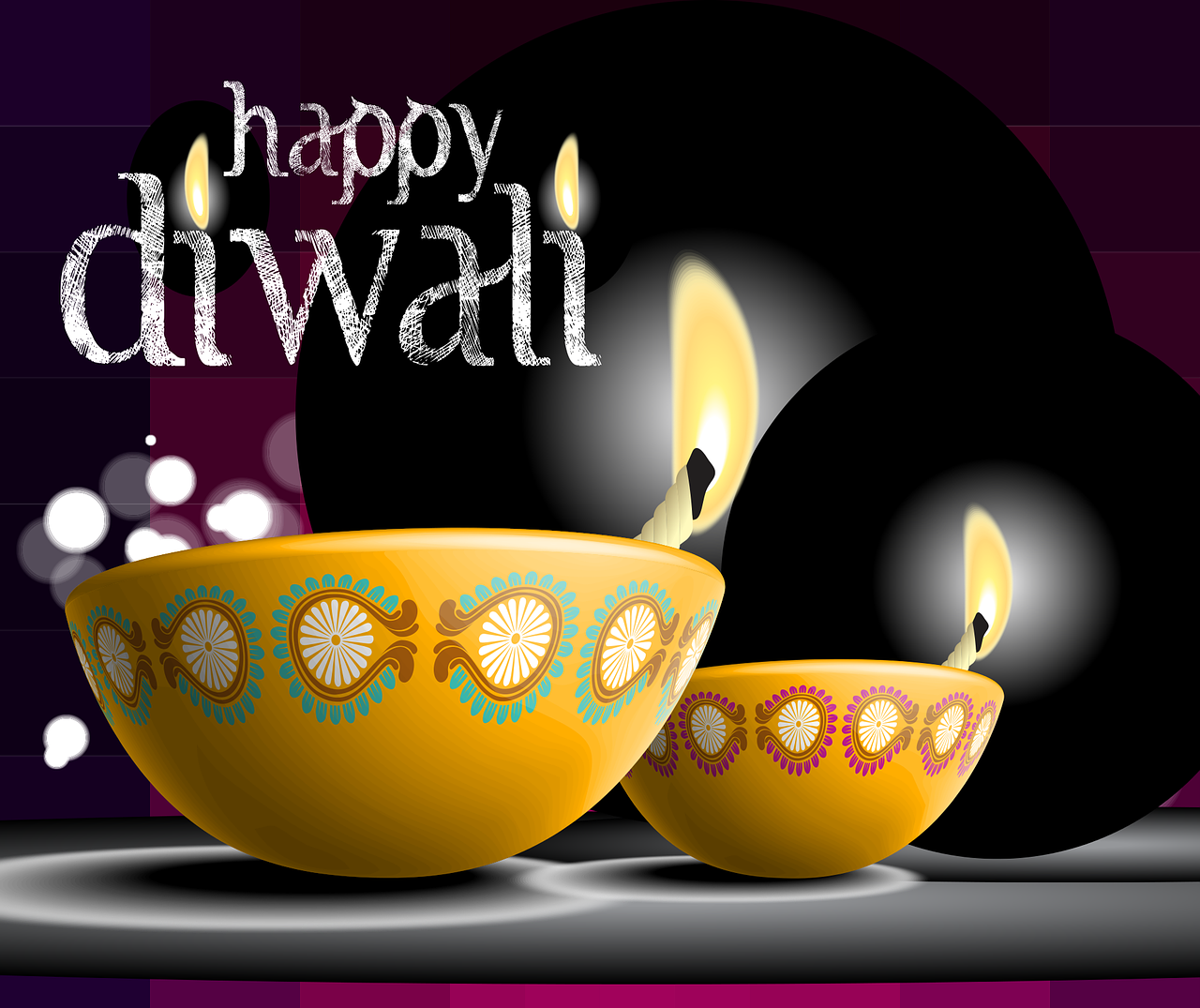 Happy Diwali Indian Holiday India - Free vector graphic on Pixabay