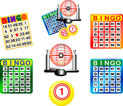 Bingo, Cards, Keno, Play, Winner