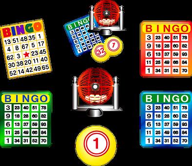 Bingo, Cards, Keno, Play, Winner
