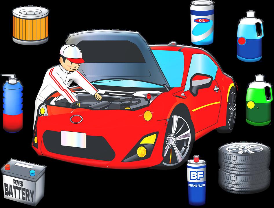 รถช่าง, รถ, ยาง, การซ่อมแซม, อย่างรวดเร็ว, อู่ซ่อมรถ