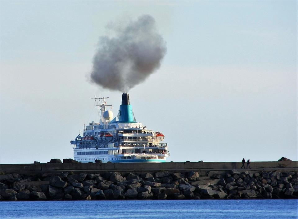 Las Partículas, Crucero, La Contaminación