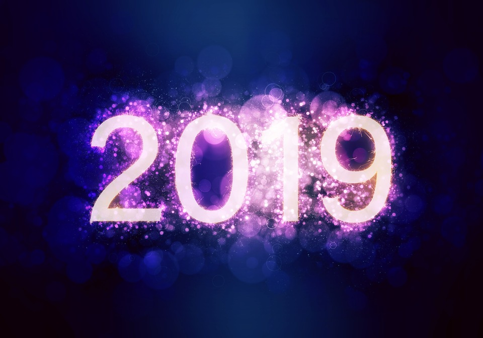 New Year, 2019, Celebration, Year, Event, Aspirations