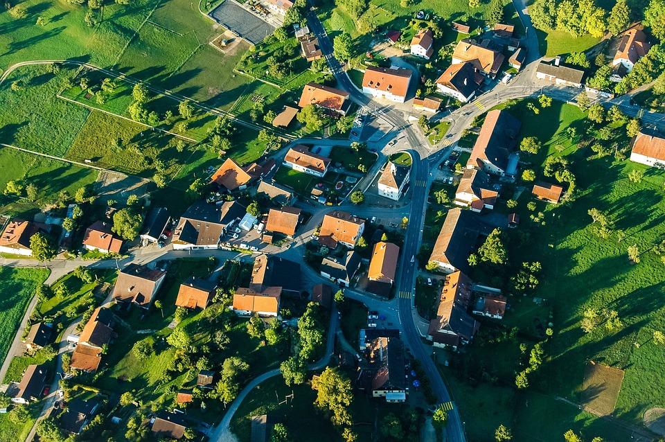 Village - Campagne - SchoolMouv - Géographie - CM1