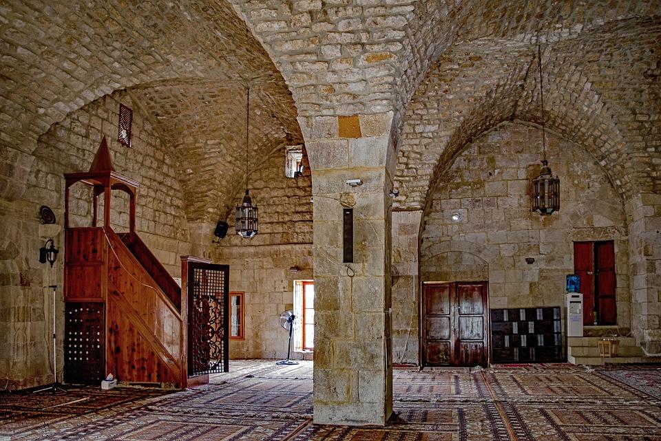 Steen In Interieur : Moskee interieur steen · gratis foto op pixabay