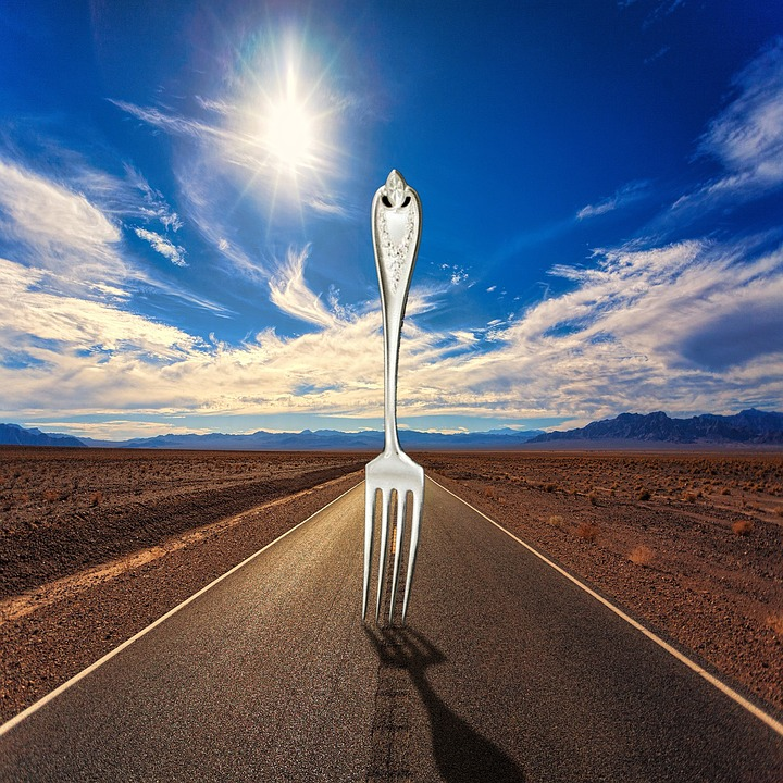 Fork In The Road - Free photo on Pixabay