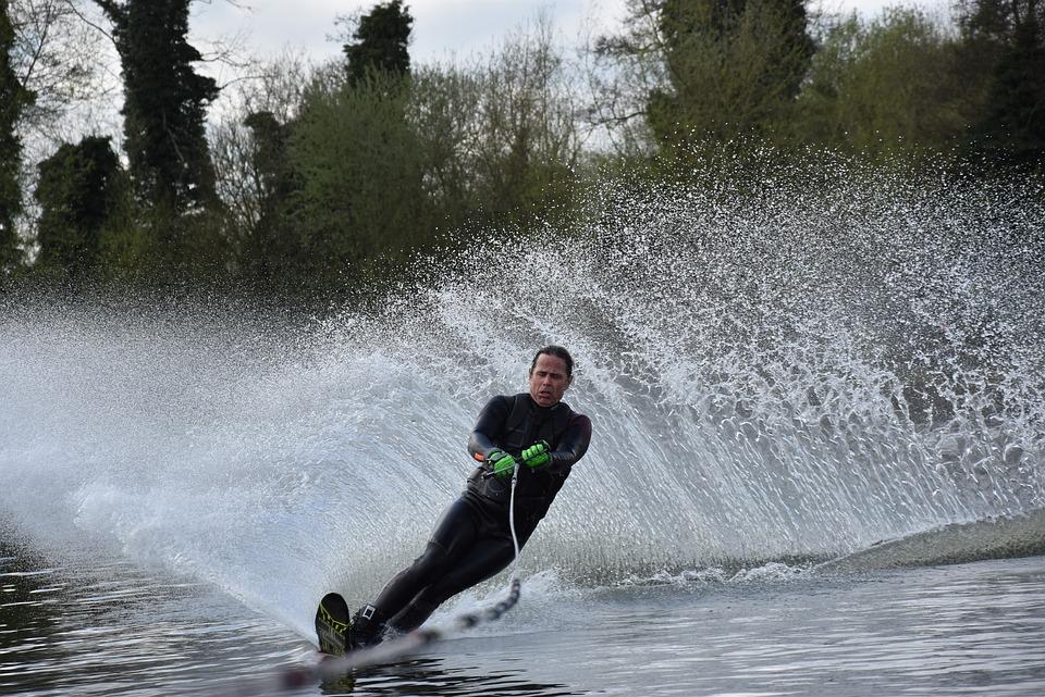 waterskibaan in sneek
