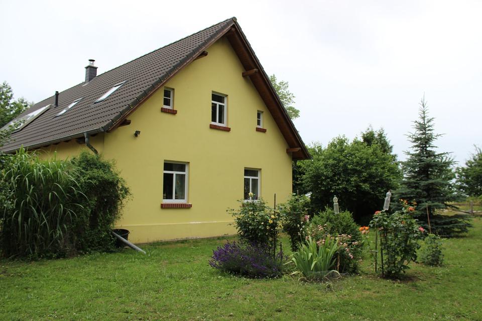 Landhaus Einfamilienhaus Kostenloses Foto Auf Pixabay