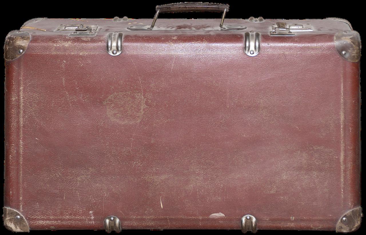 Картинки старинные чемоданы просто название