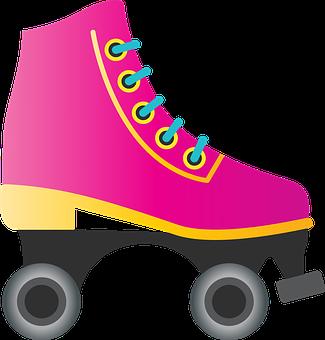 Roller Skate, Eighties, Skater