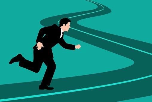 ビジネス, 成長, 高速, 実業家, 成功, キャリア, 戦略, 次, 視点
