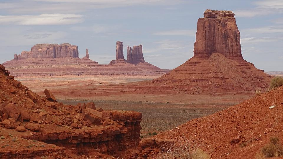 Monument Valley Utah Usa Free Photo On Pixabay