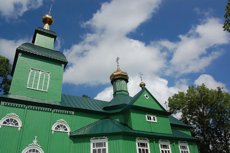 寺 正教会 ポドラシェ県 · Pixab...