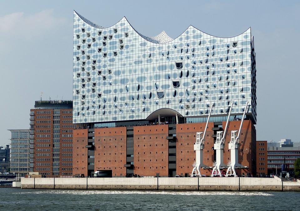 Elbphilharmonie Hamburg Kostenloses Foto Auf Pixabay