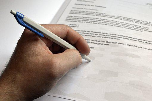 Letter Of Application, Application