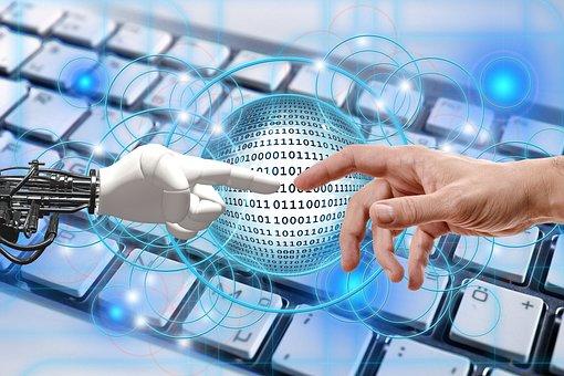 Hand, Robot, Human, Keyboard, Networks