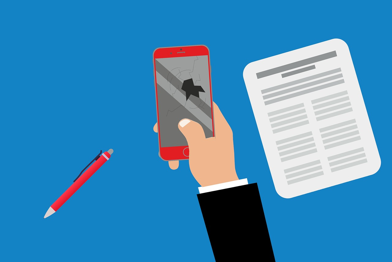 La robustesse d'un smartphone: un aspect trop souvent négligé