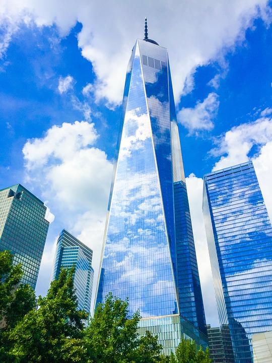 Freedom Tower Tribute Free Photo On Pixabay