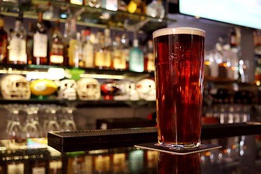 Beer, English, British, Bar, Pub, Pint