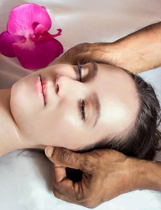 Woman, Young, Massage, Head Massage, Ayurveda, Girl