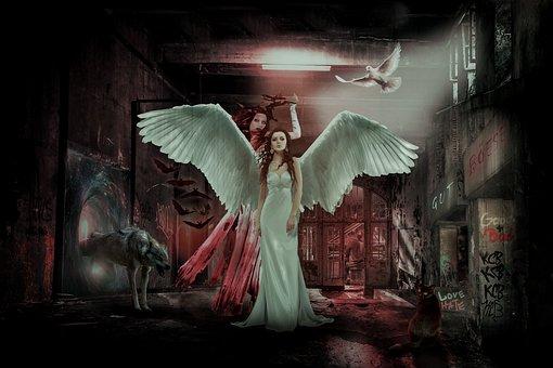 Composing, Fantasy, Mystical