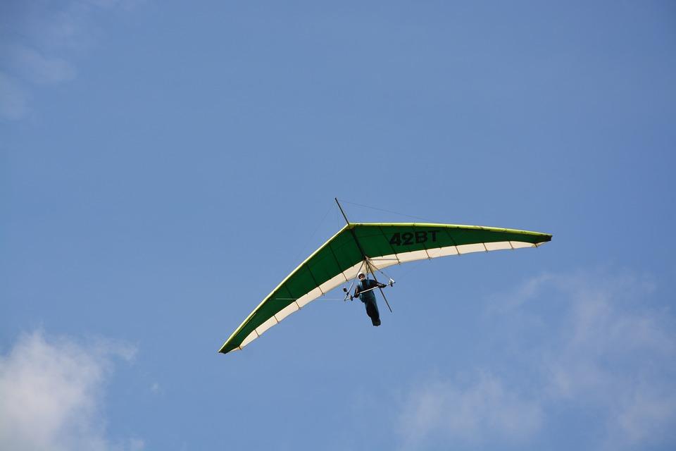 Závěsné Létání, Závěsné Nebo Křídlo Deltaest