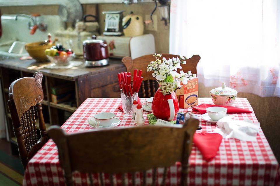 Desayuno Mesa De La Cocina - Foto gratis en Pixabay