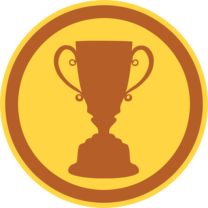 Award, Cup, Icon, Win, Medal, Success, Sign