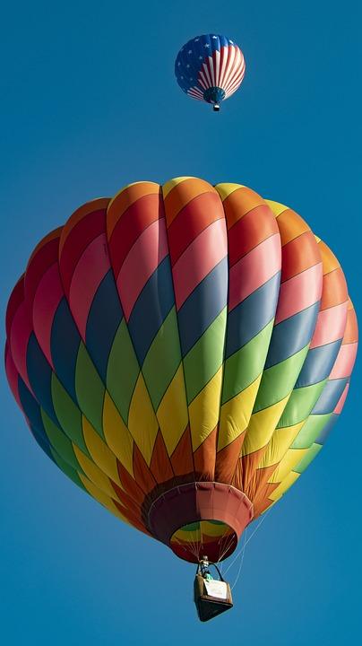 Palloni Ad Aria Calda.Palloni Ad Aria Calda Palloncini Foto Gratis Su Pixabay