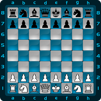 Chess, Board, Game Of Table